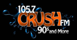Crush 105.7 CrushFM Crush-FM WQSH Albany