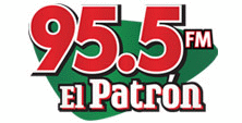 95.5 El Patron Now WNUA Chicago Mexicano