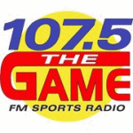 107.5 The Game WNKT Columbia Sports
