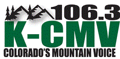 Colorado's Mountain Voice 106.3 KCMV KZMV