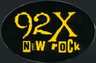 New Rock 92X 92.1 KNRX Denver