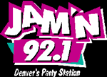 Jam&#039;n Jammin Jamn 92.1 KJMN Denver