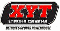 97.1 WXYT 1270 XYT The Ticket Detroit Karsch Anderson Valenti Foster