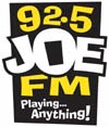 Power 92.5 Joe-FM Joe JoeFM CKNG Edmonton