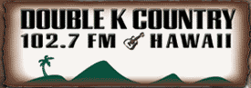 Double K Country 102.7 KKHN Honolulu