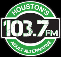 103.7 KHJK Houston's Adult Alternative Steve Robison Donna McKenzie