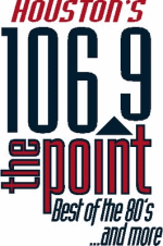 106.9 The Point KHPT Houston 80's and more