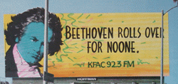 Classical 92.3 KFAC Los Angeles