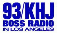 93 KHJ 93KHJ Los Angeles Oldies Boss Radio Is Back