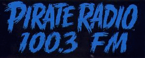 Pirate Radio 100.3 KQLZ Los Angeles Scott Shannon Shadoe Shadow Steele