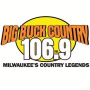 Big Buck Country 106.9 WZBK-FM Milwaukee
