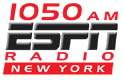 1050 ESPN New York Mike & Mike Dan Patrick WEPN