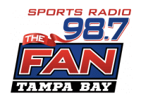 98.7 The Fan WHFS Tampa Todd Wright Booger McFarland Chris Dingman