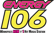 Energy 106 106.1 CFJL Winnipeg Evanov