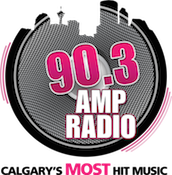 90.3 Amp Radio AmpRadio Calgary Update Relaunch