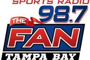 98.7 The Fan Signs-Off