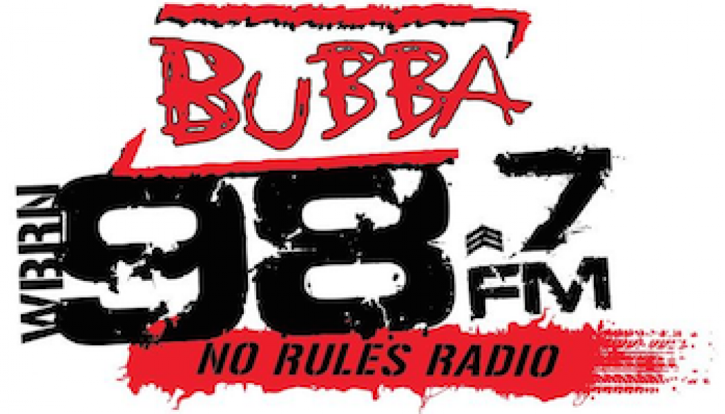 Bubba 98.7 WBRN-FM No Rules Radio Love Sponge Ned Manson