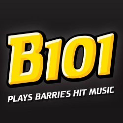 B101 101.1 Big-FM CIQB Barrie Hit Music