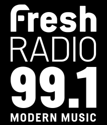 Fresh Radio 99.1 CJGV Winnipeg Modern Music