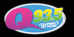 Q93.5 Q 93.5 WARQ Columbia Best Music