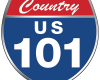 US101 US 101.5 Country KFLY Eugene