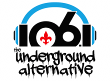 106.1 The Underground Alternative Zephyr WZRH New Orleans