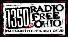 Radio Free Ohio Air America 1350 WARF Akron