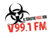 V99.1 V 99.1 The Virus Alternative Music KQLZ Boise