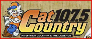 Cat Country 107.5 WNKT Charleston 96.9 The Wolf WIWF