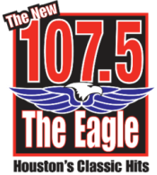 107.5 The Eagle KGLK Dean Rog Houston