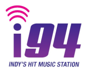 I94 I-94 I 94 WRWM Indianapolis All The Hits Indy