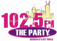 102.5 The Party WPRT WPRT-FM WQZQ Nashville Allie Butterworth