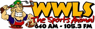 105.3 640 104.9 The Sports Animal WWLS KLGH Oklahoma City