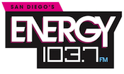 Energy 103.7 KEGY San Diego Charese Fruge Kevin Weatherly