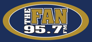 95.7 The Fan Ragz Bartender Brian Stiller BS WAOR South Bend