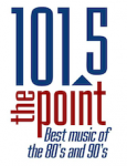 101.5 The Point WPOI Tampa Bay St. Petersburgh Cox Corey
