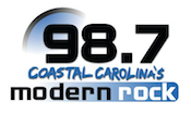 Coastal Carolina Modern Rock 98.7 WLGD Christine Martinez Conrad