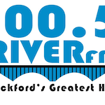 100.5 River RiverFM Rockford Greatest Hits Fred Winston