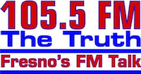 105.5 The Truth KJZN Fresno Mancow Laura ingraham Jerry Doyle