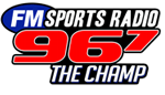 96.7 The Champ WUJM Gulfport Biloxi 1490 1640