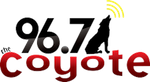 96.7 The Coyote KCYT Fayetteville Wilhite Wall