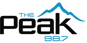 Image result for 98.7 the peak