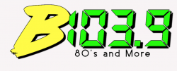 B103.9 WBZX Big Rapids 80s Beautiful 104
