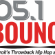 105.1 The Bounce Classic Hip-Hop WMGC-FM Detroit