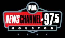 FM News Channel 97.5 KFNC Supertalk Houston ESPN Rock KIOL