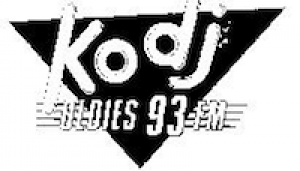 Oldies 93 KODJ Los Angeles Rich Fields Real Don Steele Charlie Tuna Machine Gun Kelly