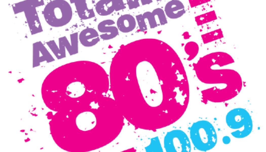 Totally Awesome 80s 100.9 KTSO KXOJ Tulsa