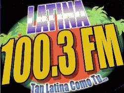 Latina 100.3 WKKB Providence