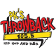Throwback 105.5 Miami WMIB-HD3