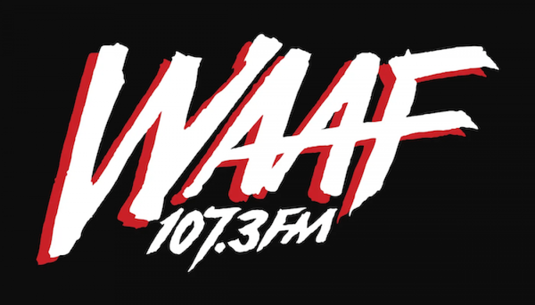 107.3 WAAF Boston Westborough Worcester Rock